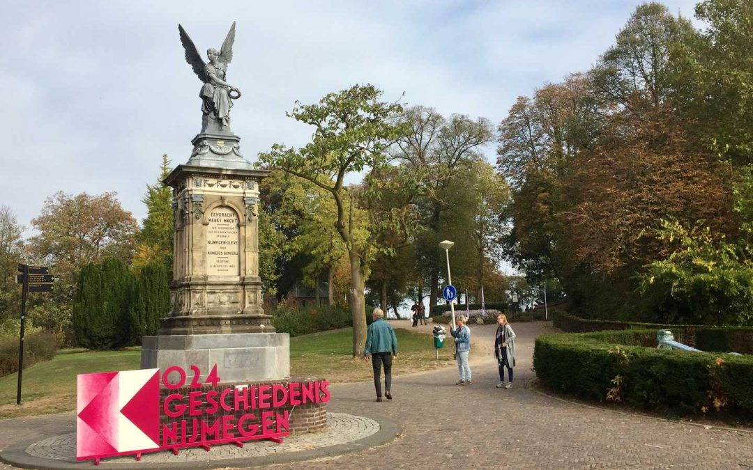 Openingslezing 024geschiedenis in Nijmegen